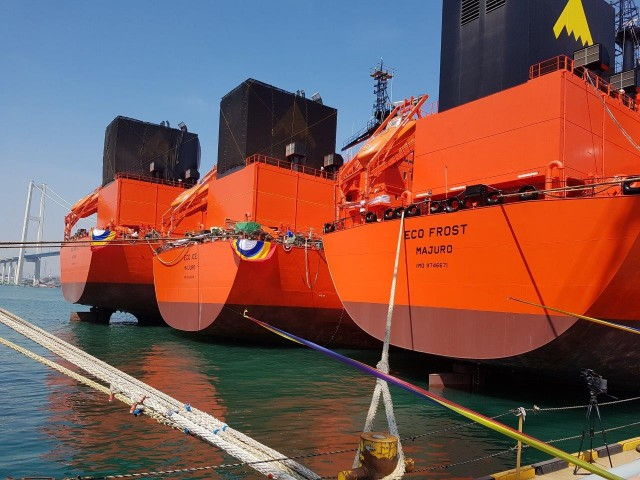 Παραλαβή τριών νέων πλοίων από την StealthGas
