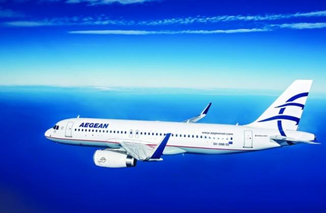 Αυξημένη κατά 5% η επιβατική κίνηση AEGEAN και Olympic Air το πρώτο τρίμηνο του έτους
