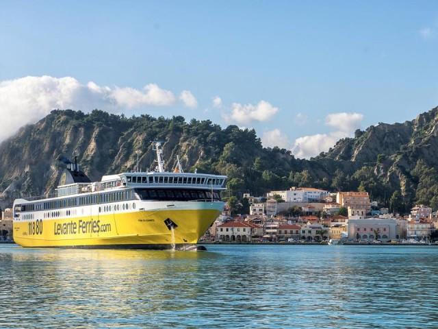 H απάντηση της Levante Ferries για το περιστατικό με τους υπεράριθμους επιβάτες