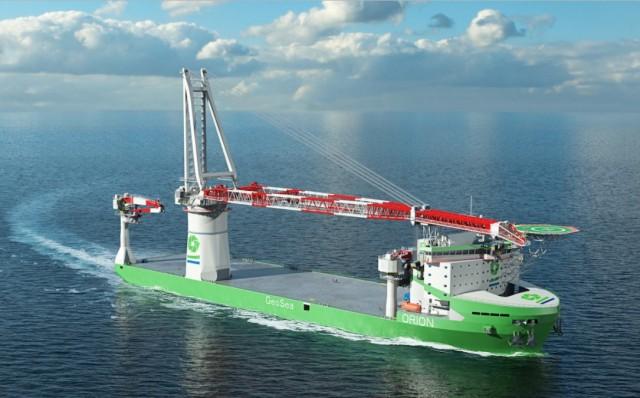 Tο πρώτο παγκοσμίως Οffshore Construction πλοίο που θα κινείται με LNG θα εξοπλίσει η Wärtsilä