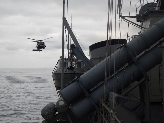 Συμμετοχή του Πολεμικού Ναυτικού στη νατοϊκή επιχείρηση «Sea Guardian»