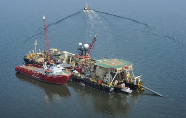 Συμφωνίες ευρωπαϊκών εταιρειών ενέργειας για τον αγωγό Nord Stream 2