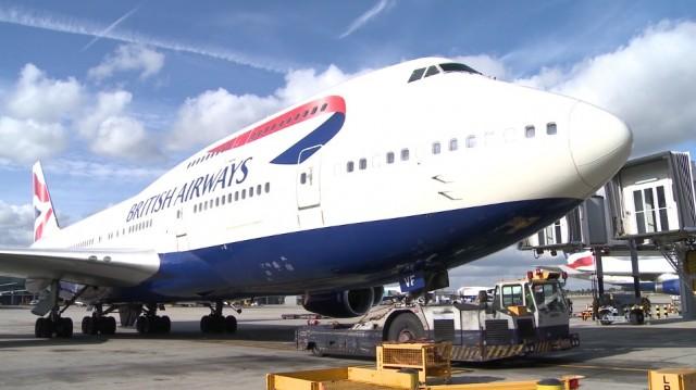 Στόχος της British η παραμονή στην πρωτοπορία της παγκόσμιας βιομηχανίας αερομεταφορών