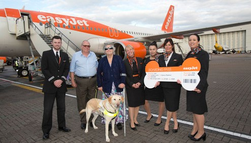 Καινοτομεί η Easy Jet στη διαχείριση ατόμων με ειδικές ανάγκες στις πτήσεις της