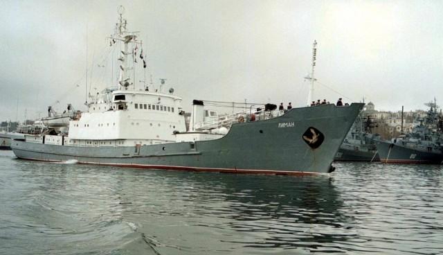 Σύγκρουση Ρωσικού πολεμικού σκάφους με εμπορικό πλοίο στα ανοιχτά του Βοσπόρου