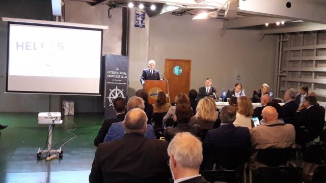 Εκδήλωση των Propeller Clubs ΗΠΑ, Ελλάδας και Ιταλίας για τα φλέγοντα ζητήματα της διεθνούς ναυτιλίας