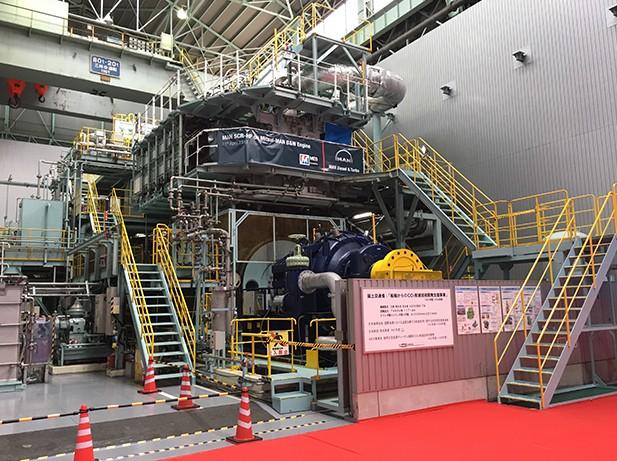 H MAN Diesel & Turbo παρουσιάζει νέο σύστημα SCR Υψηλής Πίεσης για δίχρονους κινητήρες