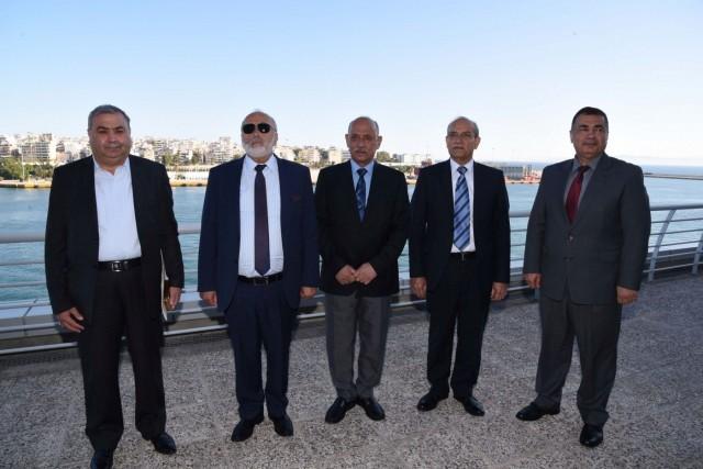 Ενισχύεται η διμερής ναυτιλιακή συνεργασία Ελλάδας – Ιράκ