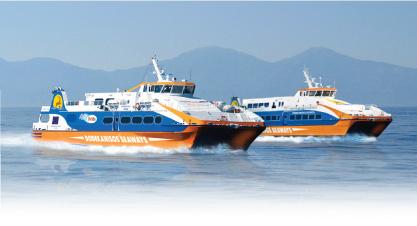 Η Dodekanisos Seaways αρχίζει τα δρομολόγια από το Πυθαγόρειο Σάμου