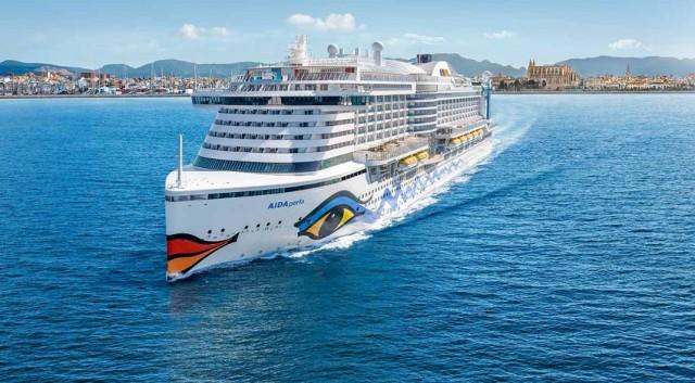 Ένα νέο κρουαζιερόπλοιο στο στόλο της AIDA Cruises
