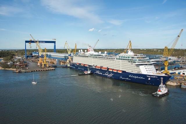Με υψηλή κερδοφορία έκλεισε το 2016 για τα φινλανδικά ναυπηγεία Meyer Turku