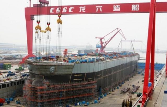 Κέρδη και ζημιές για τους μεγαλύτερους κρατικούς ναυπηγικούς ομίλους της Κίνας