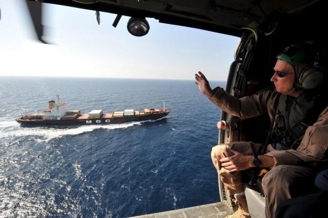 Η έκθεση του Oceans Beyond Piracy για τη θαλάσσια πειρατεία το 2016