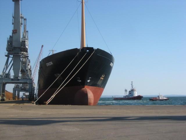 Αύξηση παρουσίασε η αξία των μεταχειρισμένων bulk carriers τoν Απρίλιο