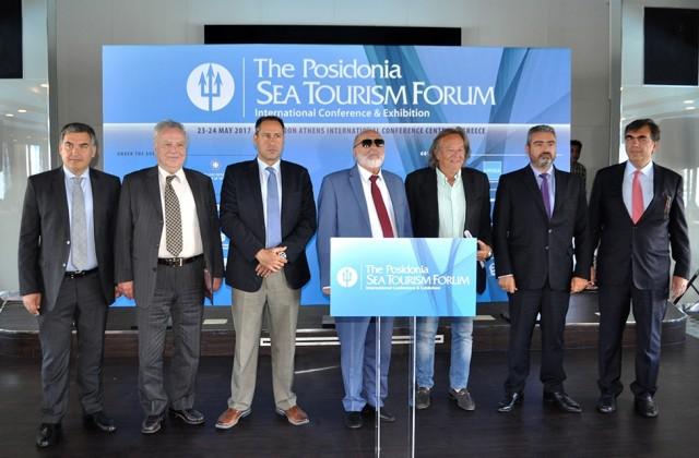 Το 4ο Posidonia Sea Tourism Forum