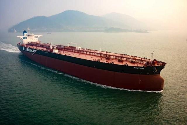 Παραλαβές νεότευκτων πλοίων και νέες συμφωνίες ναύλωσης για την Euronav NV