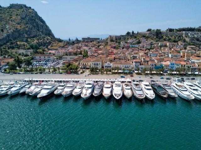 Ολοκληρώθηκε το 4ο Mediterranean Yacht Show