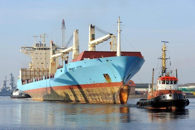 Ζημιές για το πρώτο τρίμηνο του 2017 κατέγραψε η Maersk Line