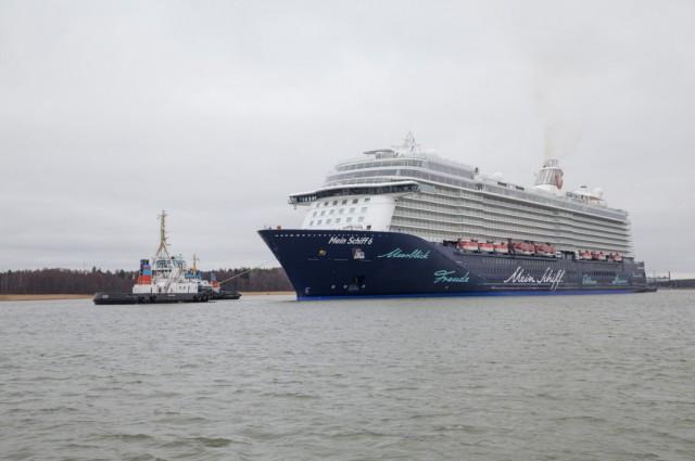 Η TUI Cruises ενισχύει το στόλο της με ένα νέο και πολυτελές «Mein Schiff 6»