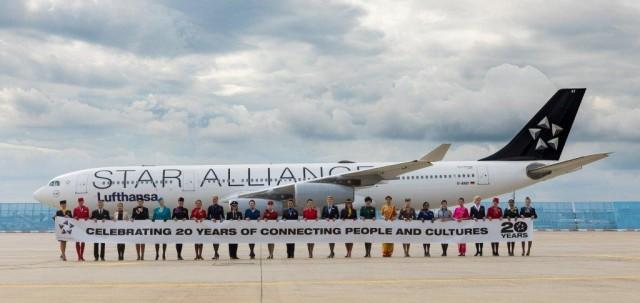 Η STAR ALLIANCE γιορτάζει τα 20 χρόνια που συνδέει ανθρώπους και πολιτισμούς