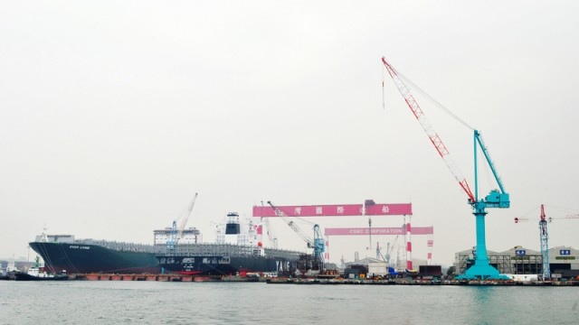 Μειώνεται σημαντικά η ναυπηγική δραστηριότητα των κινέζικων ναυπηγείων
