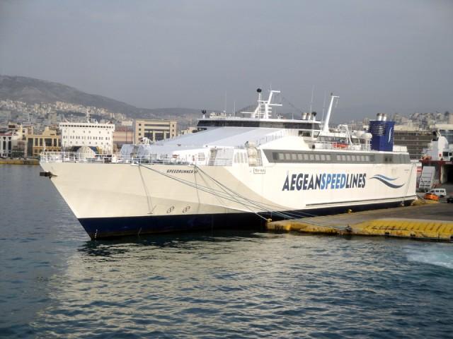 Αλλαγές στα δρομολόγια της Aegean Speed Lines λόγω της απεργίας της ΠΝΟ