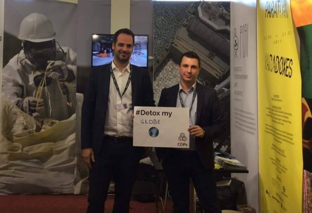 H Polyeco Group στη Γενεύη για την έκθεση Technology Fair