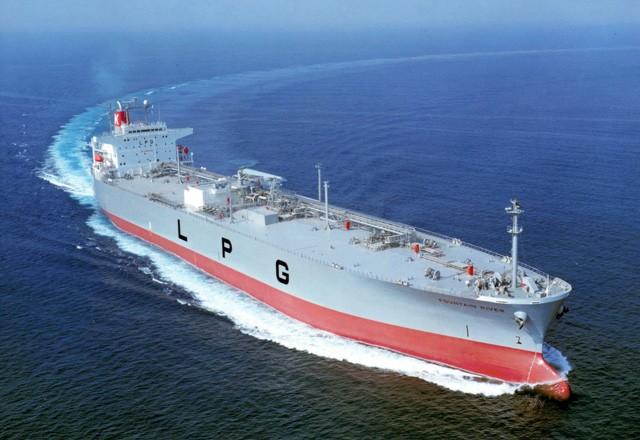 Πτωτικές τάσεις στους ναύλους στην αγορά των LPGs για τα δύο επόμενα χρόνια