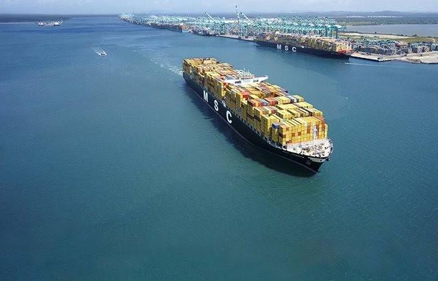 To βιβλίο παραγγελιών για containerships αγγίζει πρωτοφανή χαμηλά επίπεδα