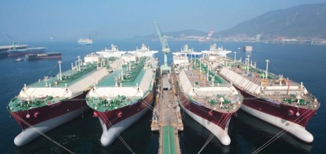 Αυξάνει τον υπό διαχείριση στόλο της η Nakilat Shipping Qatar Limited