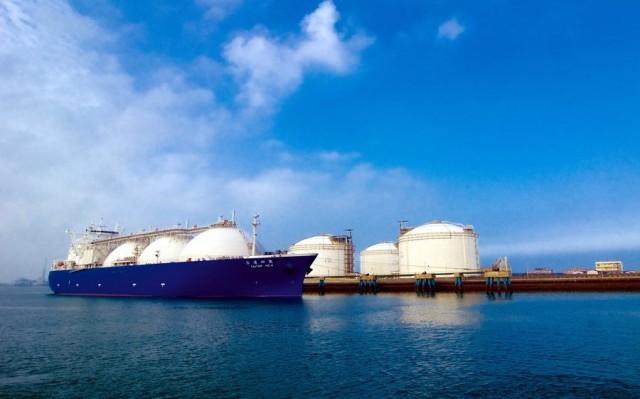 Αυξημένες οι εισαγωγές LNG από τους τρεις μεγαλύτερους αγοραστές του κόσμου