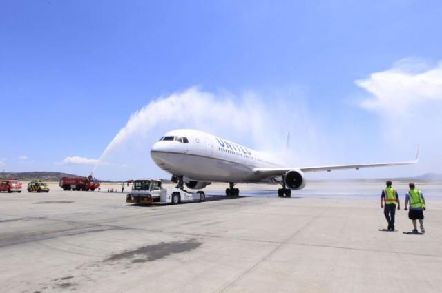 H United Airlines συνδέει ξανά Αθήνα-Νέα Υόρκη