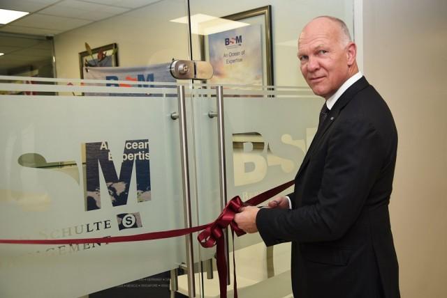 Νέα γραφεία στο Μεξικό ανοίγει η Bernhard Schulte