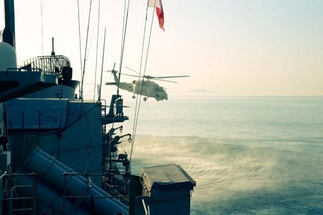 «Καταιγίς 2017»: το Πολεμικό μας Ναυτικό κυρίαρχο στο Αιγαίο