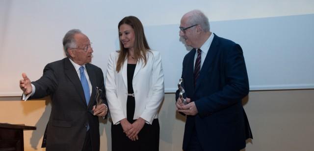 Βραβεία Ευκράντη: Βραβείο υποστήριξης της ελληνικής ναυτιλιακής επιχειρηματικότητας