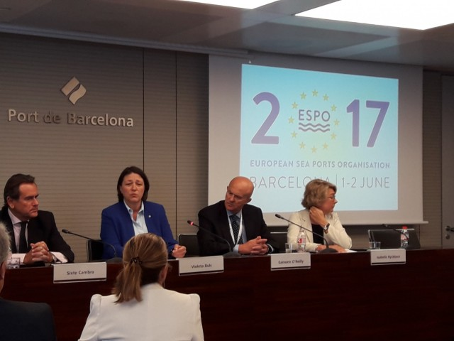 Οι προτεραιότητες της Ευρωπαϊκής Επιτροπής για τα λιμάνια