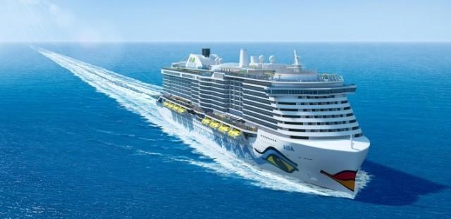 AIDAnova, το νέο «πράσινο» κρουαζιερόπλοιο της AIDA Cruises