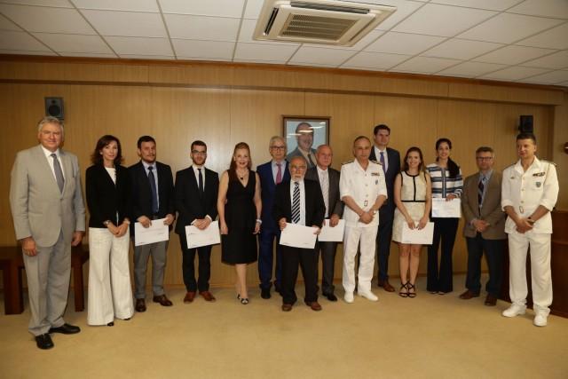 Ο ελληνικός εφοπλισμός στηρίζει τους φοιτητές και τιμά τους παλαίμαχους ναυτικούς