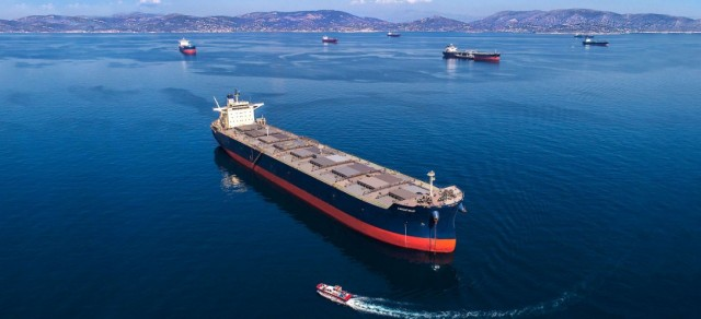 Παραλαβή πλοίου για την Seanergy