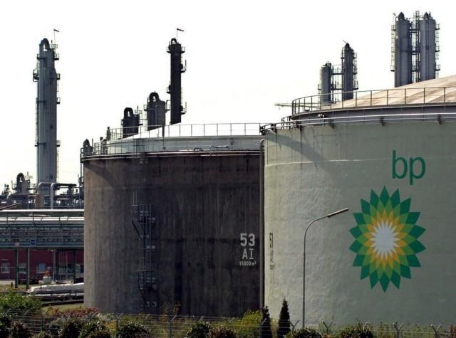 Συνεργασία BP με Rosneft