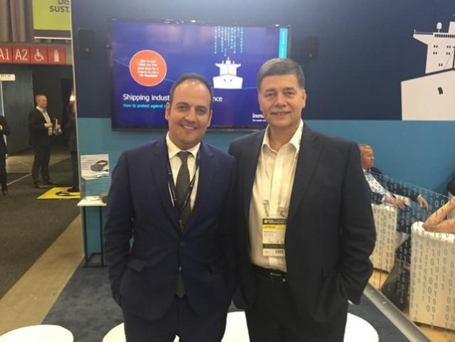 Στρατηγική συνεργασία της MarineFields Holdings Ltd με την Inmarsat