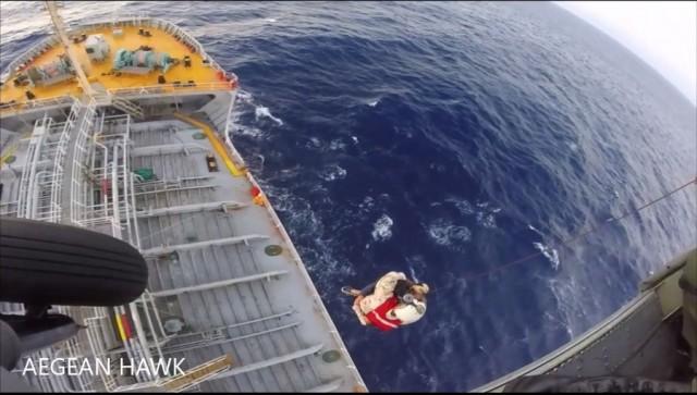 Δύσκολη ημέρα για τις θαλάσσιες συγκοινωνίες