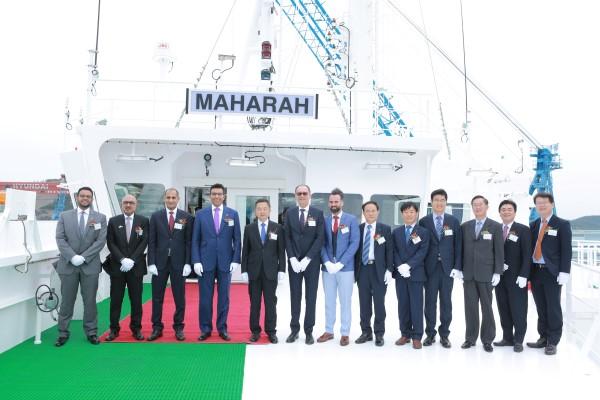 Νέα προσθήκη στον στόλο της Bahri
