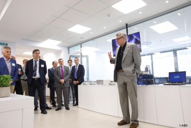 Κοιτίδα καινοτομίας δημιουργεί στην Ελλάδα ο ABS