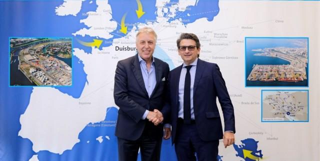 Συνεργασίες σε επίπεδο αλυσίδων μεταφοράς για το λιμάνι της Τεργέστης