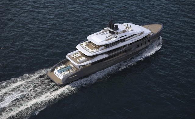 Ένα εντυπωσιακό yacht για πλόες εξερεύνησης