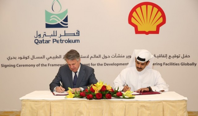 Shell- Qatar Petroleum 1