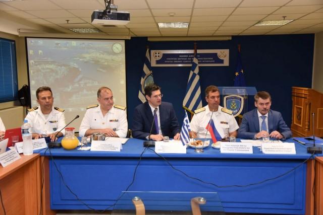 Αναβάθμιση των διμερών ναυτιλιακών σχέσεων μεταξύ Ελλάδας και Ρωσίας