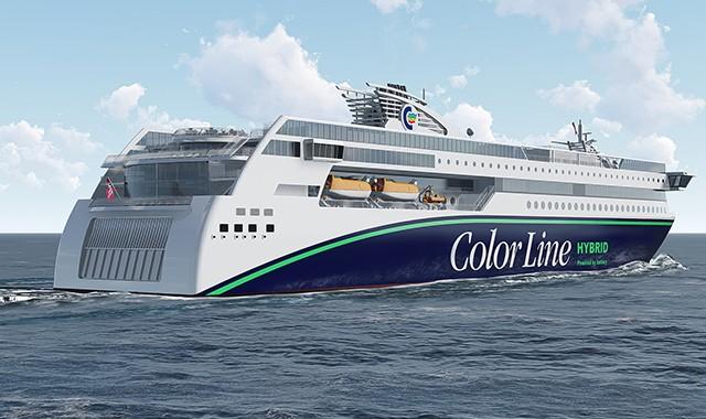H Rolls-Royce θα παρέχει ισχύ στο μεγαλύτερο υβριδικό ferry στον κόσμο