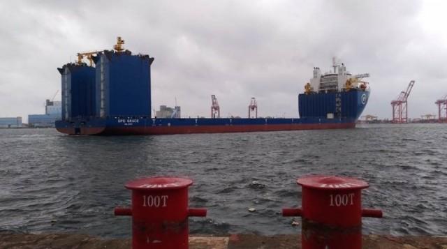 Το πρώτο πλοίο μεταφοράς βαρέων φορτίων για την Wilhelmsen